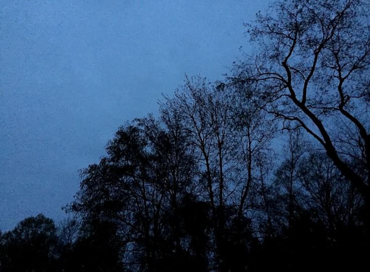 Before Sun rise